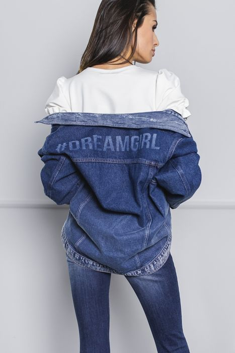Jacket #DREAMGIRL