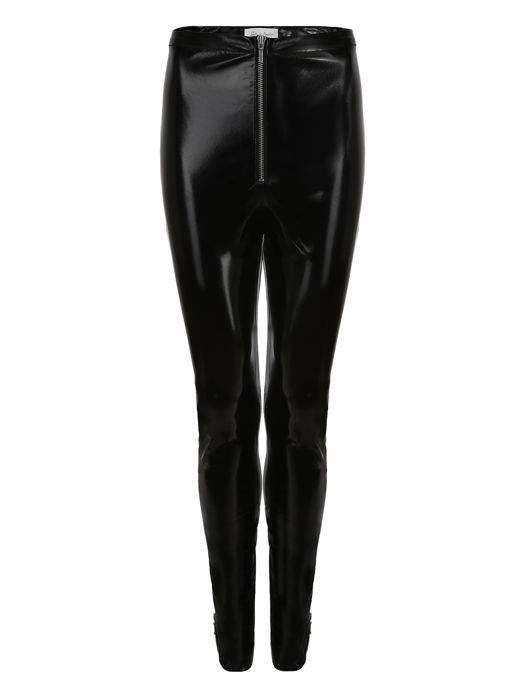 Lita leather trousers